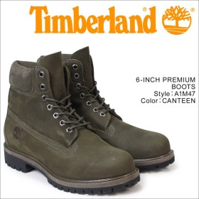 ティンバーランド ブーツ メンズ 6インチ Timberland 6INCH PREMIUM BOOTS A1M47 Wワイズ プレミアム 防水 ダークブラウン