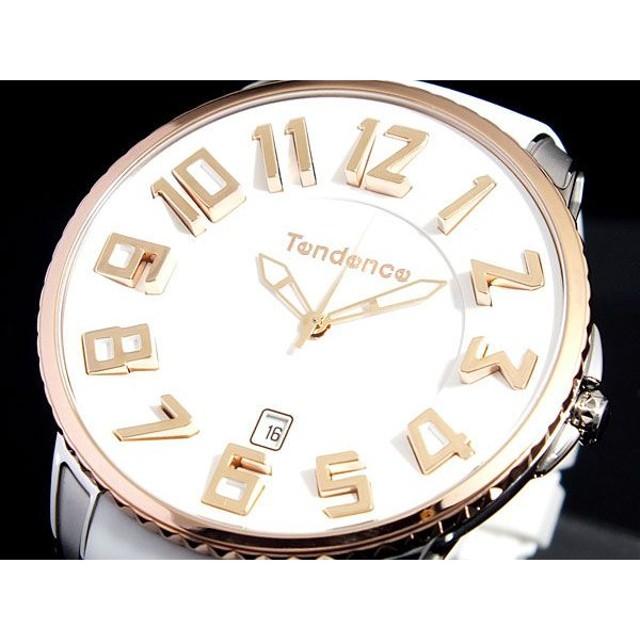 テンデンス TENDENCE Slim Gulliver 腕時計 TS151004