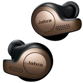 フルワイヤレスイヤホン Elite 65t Copper Black 100-99000002-40 [リモコン・マイク対応 /ワイヤレス(左右分離) /Bluetooth]