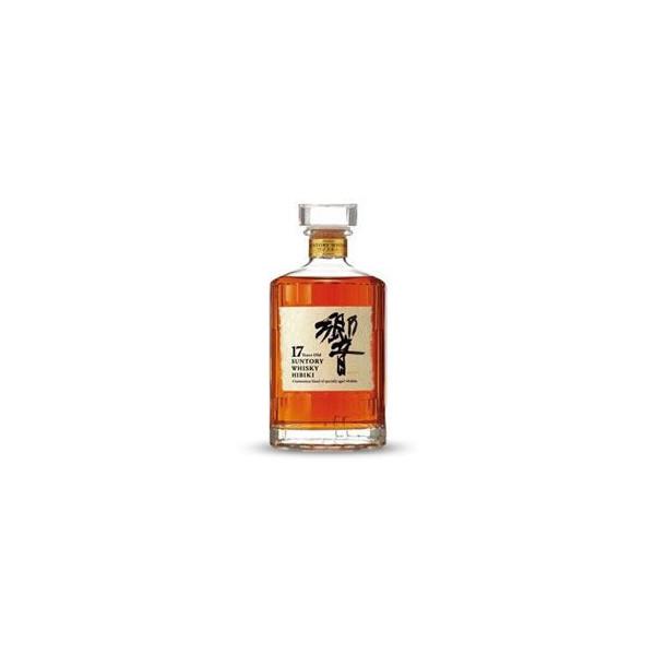 43度 響17年 箱付 サントリーウイスキー 【お一人様1本限り】 700ml