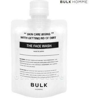 [メール便対応商品] バルクオム ザ フェイスウォッシュ100g [洗顔料]BULK HOMME (TN076-0)