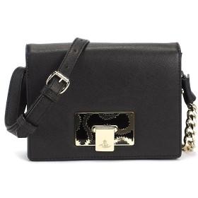 ヴィヴィアン ウエストウッド vivienne westwood ショルダーバッグ 13598 small flap bag black bk