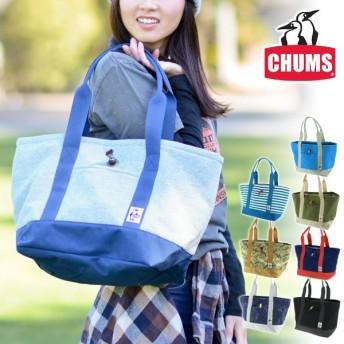 チャムス CHUMS SWEAT NYLON スウェットナイロン Tote Bag Sweat Nylon トートバッグ M メンズ レディース ch60-2674