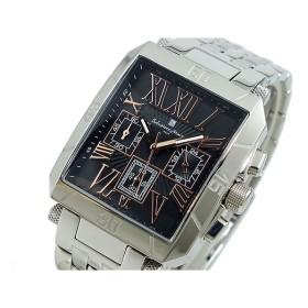 サルバトーレ マーラ SALVATORE MARRA クロノグラフ 腕時計 SM12129-SSBKPG