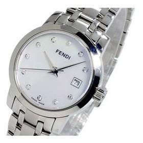フェンディ fendi クラシコ classico クォーツ レディース 腕時計 f215240d