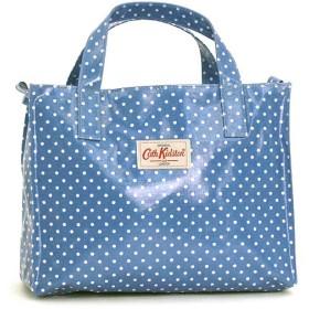 キャス・キッドソン CATH KIDSTON トートバッグ 244671 NEW OILCLOTH BOX BAG FASHION ROYAL BLUE