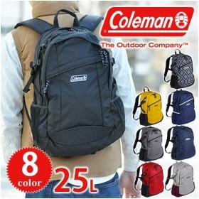 コールマン リュック 大容量 Coleman リュックサック デイパック バックパック WALKER ウォーカー WALKER 25 メンズ レディース