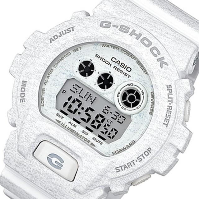 カシオ G-ショック ヘザード・カラー 腕時計 GD-X6900HT-7JF ホワイト 国内正規
