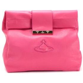 ヴィヴィアン ウエストウッド vivienne westwood クラッチバッグ paper bag 13278 paper roll bag pink pk