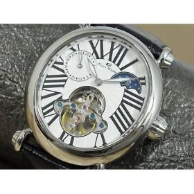 LOUIS BULLE ルイス ブレー サン&ムーン 腕時計 LB008-1-BK