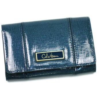 コールハーン COLE HAAN 長財布 長札 B24019 CARD CASE VOYAGE MOROCCAN BLUE