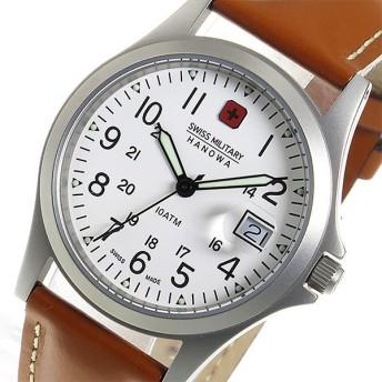 スイスミリタリー SWISS MILITARY クオーツ ユニセックス 腕時計 時計 ML-2 ホワイト
