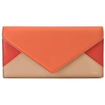 クロエ CHLOE 財布 サイフ さいふ 二つ折り長財布 PATCHWORK パッチワーク 3P0171
