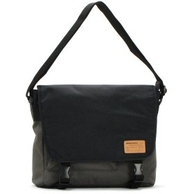 ディーゼル diesel バッグ 斜めがけ x02406 city messenger black/olive night bk/gr
