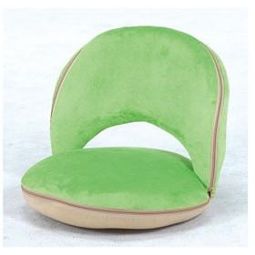 セルカ こたつ 座椅子/イス/椅子 GR グリーン 4934257150095 (代引不可)