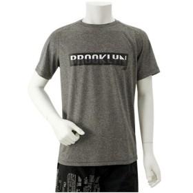 在庫一掃バーゲン ニューバランス new balance TRヘザーショートスリーブヘザーテックBKLN Tシャツ  JMTT6147 国内正規品