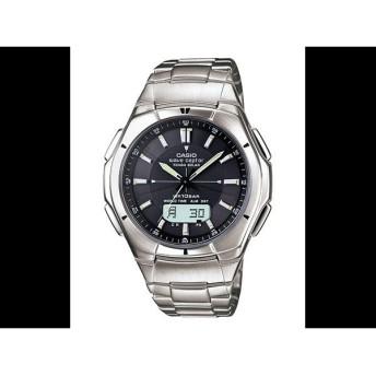 カシオ CASIO ウェーブセプター WAVE CEPTOR 腕時計 WVA-620DJ-1AJF
