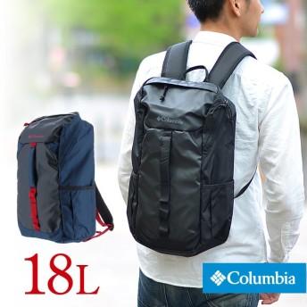 【15%OFFセール】コロンビア Columbia リュックサック リュック バックパック ジョリーロック18Lバックパック メンズ レディース pu8129