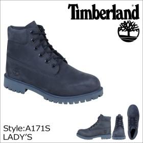 Timberland ティンバーランド レディース 6INCHI 6インチ プレミアム ブーツ JUNIOR 6-INCH PREMIUM WATERPROOF BOOTS A171S Wワイズ 防水