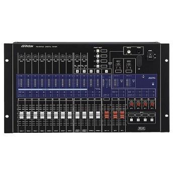 ビクター JVC PS-DM700 デジタルミキサー(モノ10回路+ステレオ5系統)