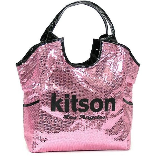 KITSON SEQUIN DAY BAGS LARGE DAY BAG