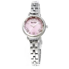 ルビン ローザ Rubin Rosa ソーラーチャージ レディース 腕時計 R019SOLSPK
