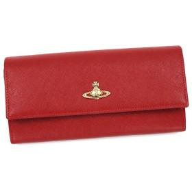 ヴィヴィアン ウエストウッド vivienne westwood 長財布 長札 32763 long wallet red