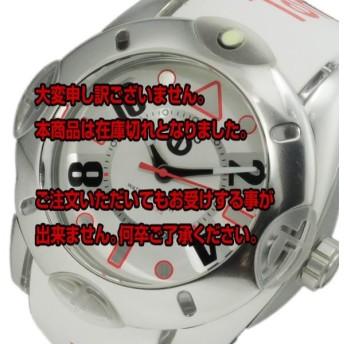 テンデンス ガリバー ミディアム メンズ クオーツ 腕時計 02013032 ホワイト