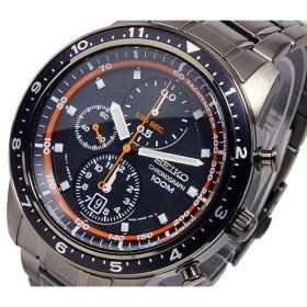 セイコー SEIKO クオーツ メンズ クロノグラフ 腕時計 SNDF41P1