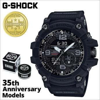 カシオ CASIO G-SHOCK 腕時計 GG-1035A-1AJR BIG BANG BLACK MUDMASTER 35周年 ジーショック Gショック G-ショック ブラック メンズ レディース