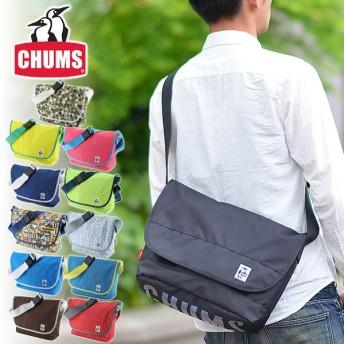 chums チャムス Eco Logo Messenger Bag CH60-2326