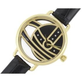 ヴィヴィアン ウエストウッド vivienne westwood 腕時計 レディース vv076gdbk