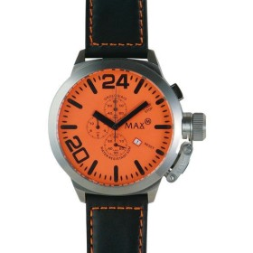 MAX XL WATCHES :5-MAX 320 52mm Big Face 蛍光文字盤腕時計