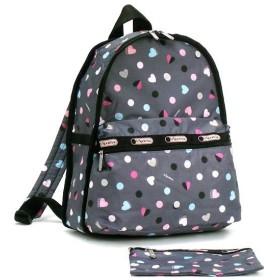 レスポートサック lesportsac バッグパック バッグ ハートパレード 7812 basic backpack