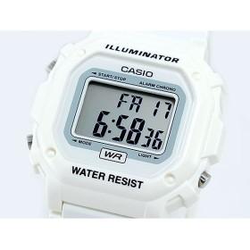 カシオ CASIO スタンダード デジタルクォーツ 腕時計 F108WHC-7B