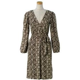 マックスマーラ ウィークエンド maxmara weekend レディース ドレス 59411021000 fiducia brown br