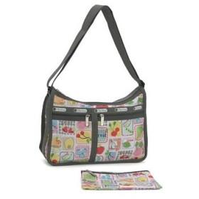 レスポートサック lesportsac ショルダーバッグ 7507 deluxe everyday bag ファーマーズマーケット
