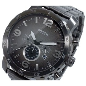 フォッシル FOSSIL ネイト NATE クオーツ クロノ メンズ 腕時計 JR1437