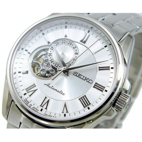 セイコー SEIKO プルミエ PREMIER 自動巻き 腕時計 SSA029J1