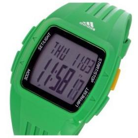 アディダス ADIDAS デュラモ DURAMO デジタル ユニセックス 腕時計 ADP3236 グリーン
