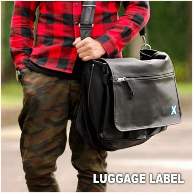 (吉田カバン 吉田かばん) LUGGAGE LABEL 吉田カバン ショルダー ラゲッジレーベル バッグ ニューライナー NEW LINER ショルダーバッグ 960-09282