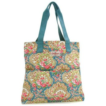 CATH KIDSTON キャス キッドソン WASHED COTTON TOTE W/POCKET FASHION 255318