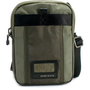 ディーゼル diesel バッグ 斜めがけ processor x01390 bus - cross bodybag olive night kh