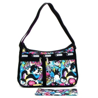 lesportsac レスポートサック delux everyday bag 7507 D207
