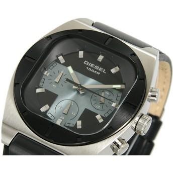 ディーゼル diesel 腕時計 クロノグラフ メンズ dz4112