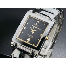 ダンクラーク DONCLARK 腕時計 セラミック タングステン DM-2056T-05A