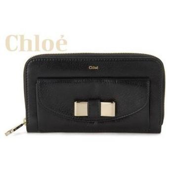 クロエ chloe リリィ lily ラウンドファスナー 長財布 0501-015-001