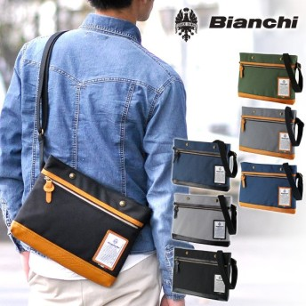 ビアンキ Bianchi ショルダーバッグ サコッシュ NBTC nbtc51