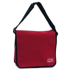 マンハッタンポーテージ manhattan portage ショルダーバッグ 1428 red dj bag (md)