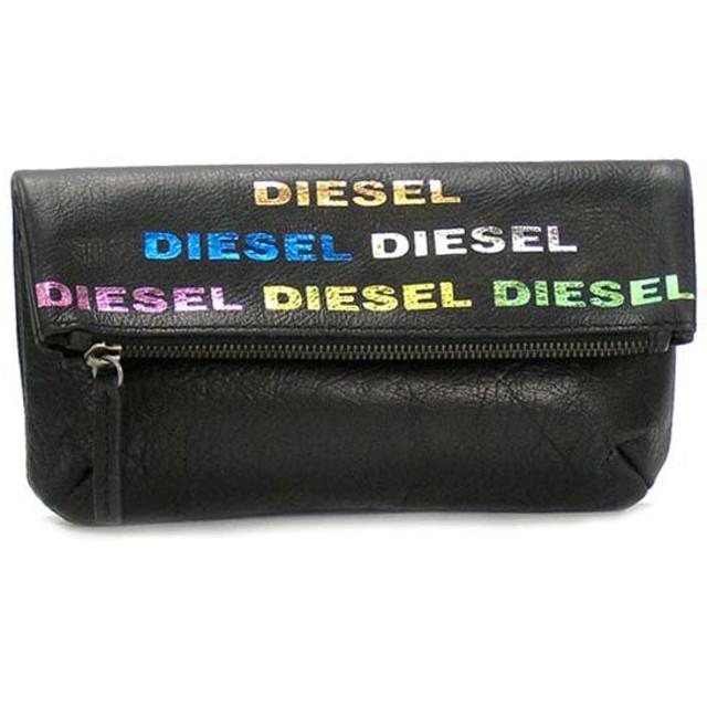 ディーゼル diesel セカンドバッグ sweet life leather xp65 wink bk